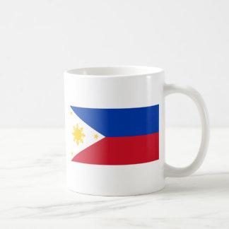 Mug Drapeau philippin, drapeau national d'îles