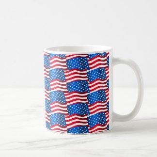 Mug Drapeaux des Etats-Unis