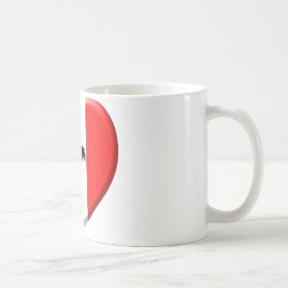 Mug Drapeaux France love coq
