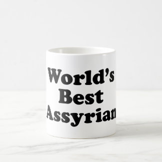 Mug Du monde l'Assyrien mieux