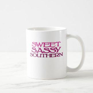Mug Du sud impertinent doux
