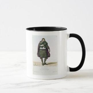 Mug Ducroisy dans le rôle principal de Tartuffe
