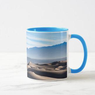 Mug Dunes de sable plates de mesquite