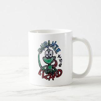 Mug Durante le lézard