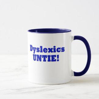 Mug Dyslexiques
