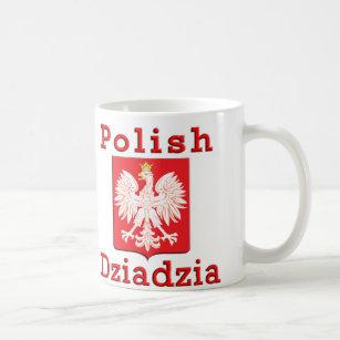 Mug Dziadzia polonais Eagle