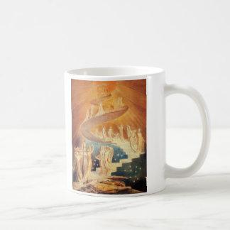 Mug Échelle William Blake de Jacobs d'art