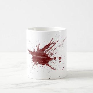 """Mug """"Éclaboussure de sang """""""