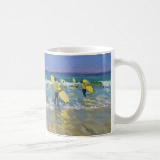 Mug École de surf à St Ives