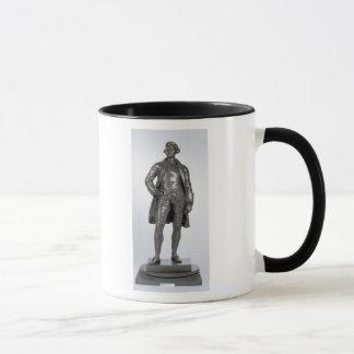 Mug Edmund Burke (1729-97) 1865 (bronze)