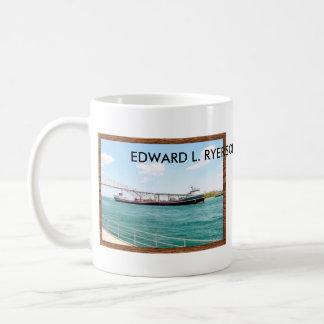 Mug Edouard L. Ryerson avec le pont en eau bleue
