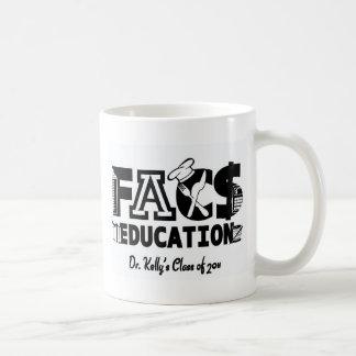 Mug Éducation de FACS