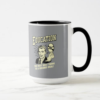 Mug Éducation : La meilleure affaire de disque de