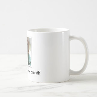 Mug effrayer-singe, EWW ! !  souffle de matin -