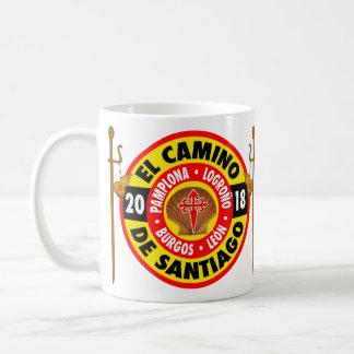 Mug EL Camino De Santiago 2018
