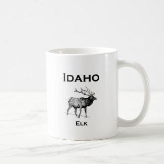 Mug Élans de l'Idaho