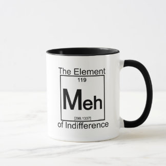 Mug Élément MEH
