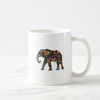 Mug Éléphant coloré