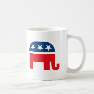 Mug Éléphant républicain