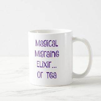 Mug Élixir magique de migraine…. thé