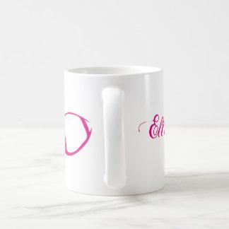 """Mug """"Elle aime le rufby"""""""