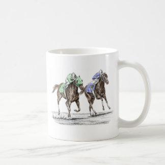 Mug Emballage de chevaux de pur sang