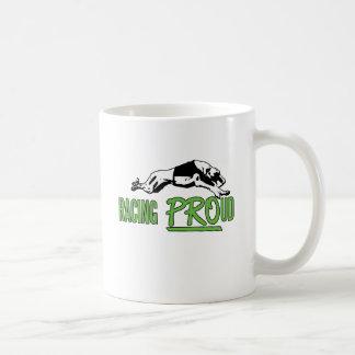 Mug Emballage de la vitesse fière