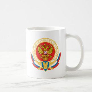 Mug Emblème de la sécurité du président russe