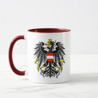 Mug emblème de l'Autriche