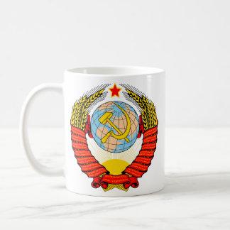 Mug Emblème soviétique
