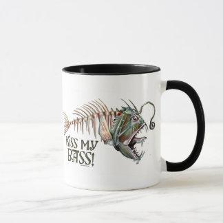 Mug Embrassez ma perche laide par des studios de Mudge