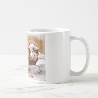 Mug Embrassez-moi chameau