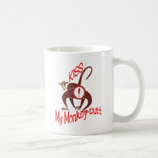 Mug Embrassez mon bout de singe