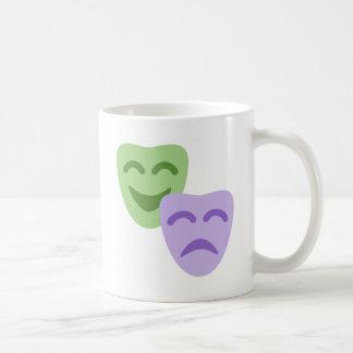 Mug Emoji Twitter - Drama Theater