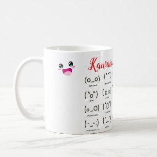 Mug Emojis de Kawaii