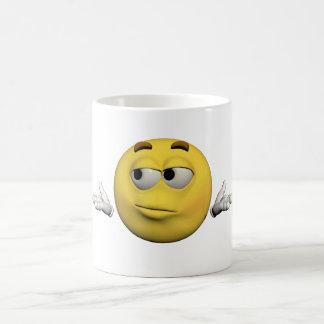 Mug Émoticône désolée