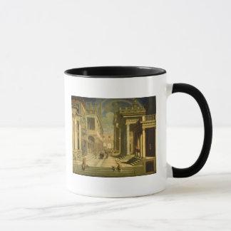 Mug Empereur Augustus et la sibylle, 1535