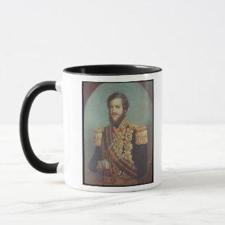 Mug Empereur de Pedro II du Brésil