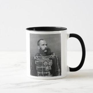 Mug Empereur Franz Joseph I de l'Autriche