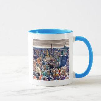 Mug Empire State Building et Midtown Manhattan