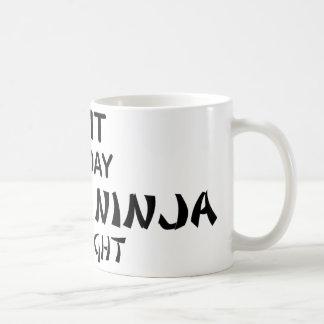 Mug EMT Ninja mortel par nuit