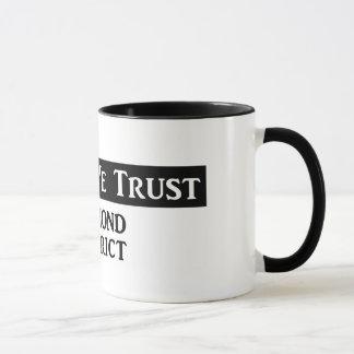"""Mug """"En brouillard nous faisons confiance"""" - à la"""