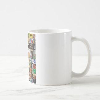 Mug Endroits de pi