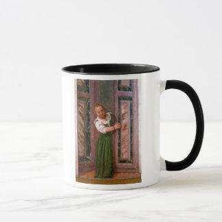 Mug Enfant à la porte, du Sala un Crociera, à c.156