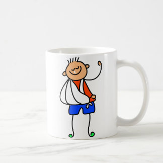 Mug Enfant d'accidents