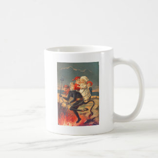 Mug Enfants de kidnapping de Krampus