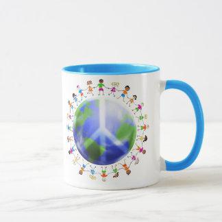 Mug Enfants de paix du monde