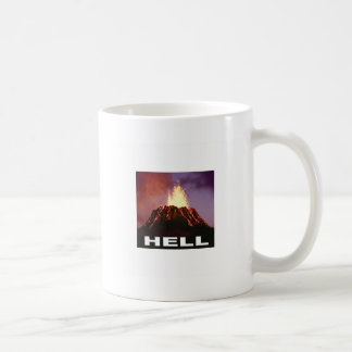 Mug enfer de volcan