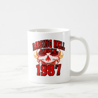 Mug Enfer depuis 1987 .png de augmenter