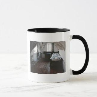 Mug Enfoncez, rail de serviette conçu par Ford Madox